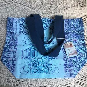 NWT Wilder Blue Tote Bag